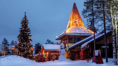 Quando andare a Rovaniemi