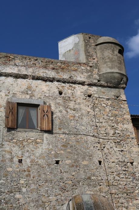 Riva Ligure (IM): Torre antiturchesca