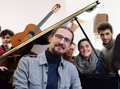 "Scuola musica Fiesole palco ""Pinocchio Jazz"""