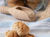 Reginelle Siciliane biscotti sesamo