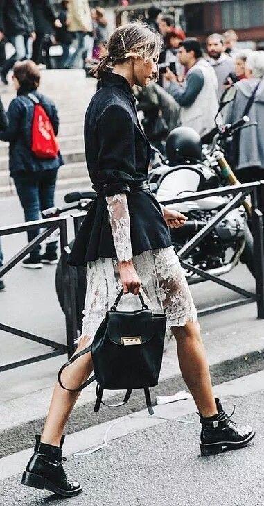 Pizzo d'inverno, indossa così il tocco di femminilità per eccellenza: 20 idee per te!