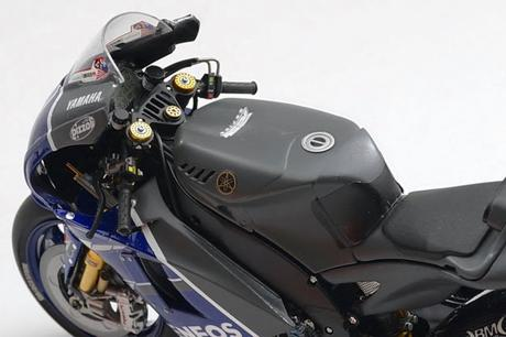 Yamaha YZR-M1 J.Lorenzo Misano 2012 by Agung Hadisaputro (K'S Workshop)