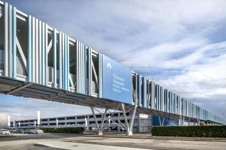 Collegamente terminal Trieste Airport