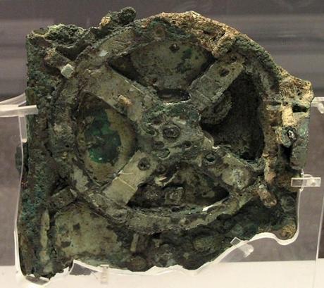 il meccanismo di Antikythera
