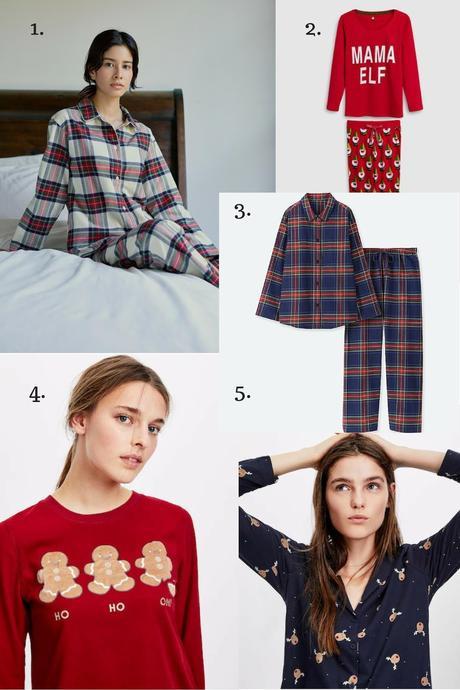 #TWELVEDAYSOFCHRISTMAS - Giorno 1: il pigiama di Natale