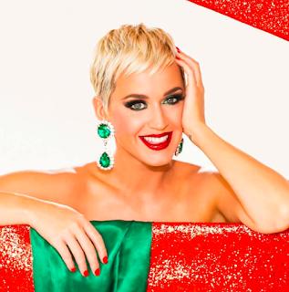 Katy Perry lancia una canzone di Natale