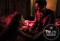 """""""Lucifer 4"""" primo sguardo: il Diavolo sarà tentato da Eva?"""