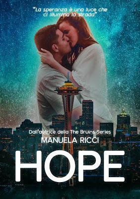 [Cover Reveal] Hope, di Manuela Ricci