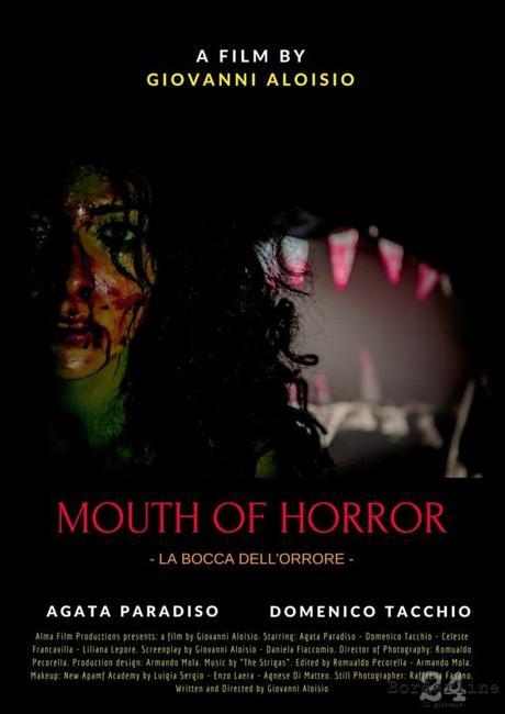 Ti consiglio un cortometraggio (tra un libro e l'altro)  Mouth of horror di Giovanni Aloisio