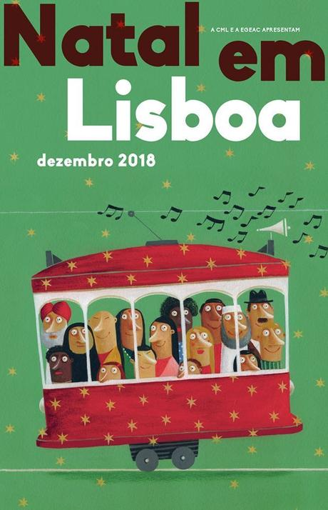 Fine settimana a Lisbona eventi 7-9 dicembre 2018