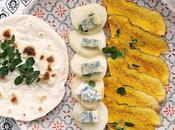 Carpaccio pera chips zucca Mugello