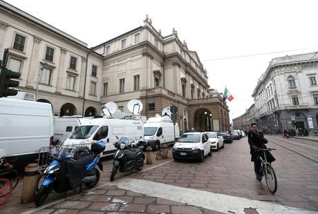 Vodafone e Sky TG24 per il primo servizio giornalistico live 5G in Europa