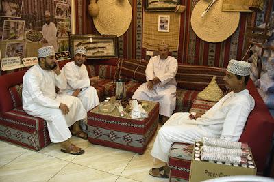 Oman 30 - Jabreen Castle