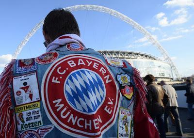 I numeri della fanbase del Bayern Monaco. Associati a quota 291.000