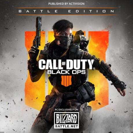 Call of Duty: Black Ops 4 Battle Edition è su Battle.Net