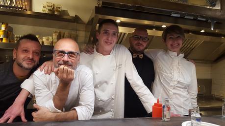 Cucinema 2018: Fabio Pecere e Stefano Franzon vincono la semifinale de Il Maritozzo Rosso