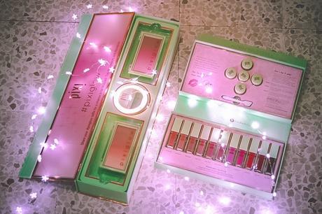 Pixi Beauty MatteLast Liquid Lip & PixiGlow Cake