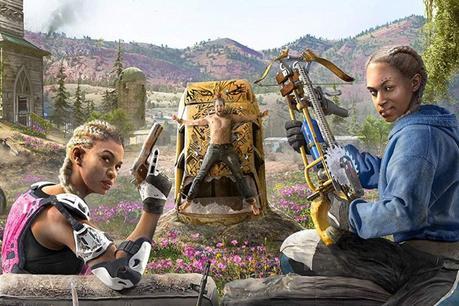 Far Cry: New Dawn, l'incontro in anteprima - Anteprima - PS4