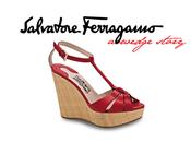 Salvatore Ferragamo Wedge Story