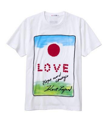 JAPAN / UNIQLO /  ALBER ELBAZ  / KARL LAGERFELD / VICTORIA BECKHAM / LADY GAGA /  ORLANDO BLOOM / GWYNETH PALTROW / CINDY LAUPER / ...