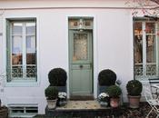 Un'affascinante casetta nella periferia parigina