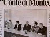 """Conte Montecristo"""" Musical debutta 'Manzoni' giugno"""
