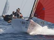 Melges Little Wing sfiora podio