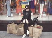 Wild shopping LND.