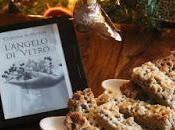 """MANGIA CIO` LEGGI #128: shortbread alla frutta secca ispirati """"l'angelo vetro"""" Corina Bomann"""