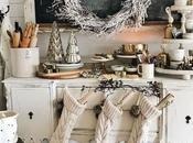 Natale, idee decorare stanze della casa (senza albero)