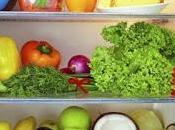 Frutta verdura frigo fuori