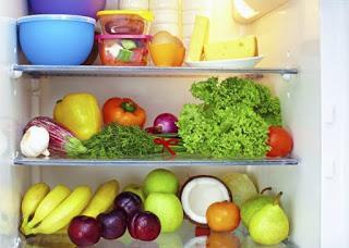 Frutta e verdura in frigo o fuori ?