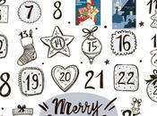 [Calendario dell'Avvento] Cosa fare Dicembre. Giorno famiglia Aubrey Rebecca West
