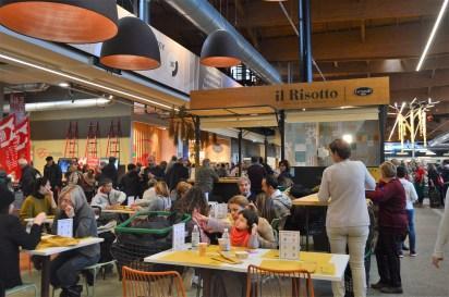 #adv Grandi Riso inaugura il primo chiosco-risotteria d'Italia