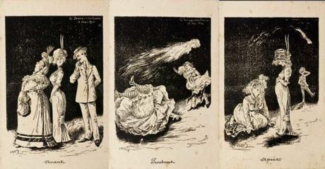 In passato, le comete