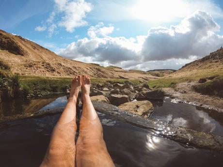 Le piscine naturali in Islanda: un sogno ad occhi aperti