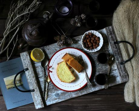 plum cake all'olio e limone