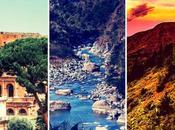 Città regioni monti fiumi d'italia tuscus, tuscia etruscus, etruria