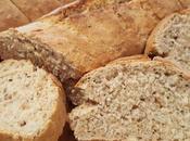 Pane emergenza farina integrale semi chia lievito istantaneo