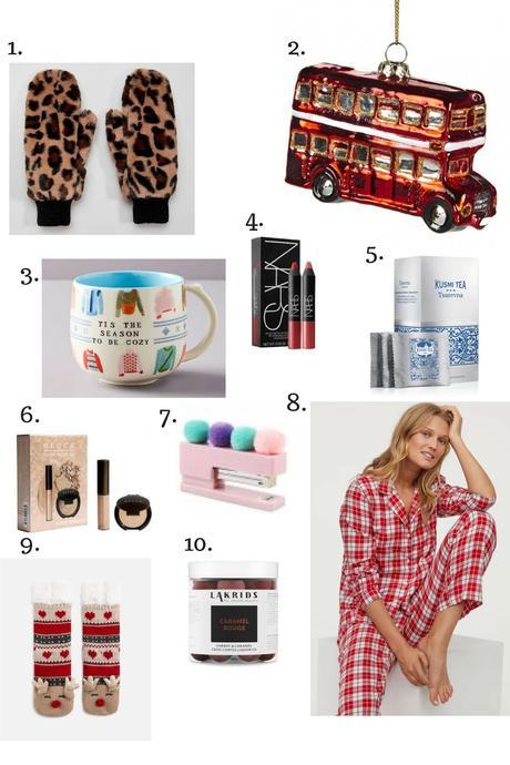 #TWELVEDAYSOFCHRISTMAS - Giorno 6: regali sotto ai 20 euro