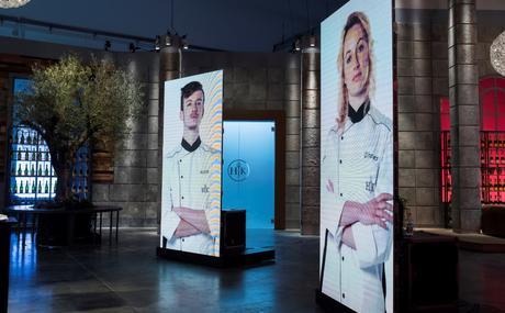Hell's Kitchen, è Nicola a trionfare su Sky Uno nelle cucine infernali di Carlo Cracco