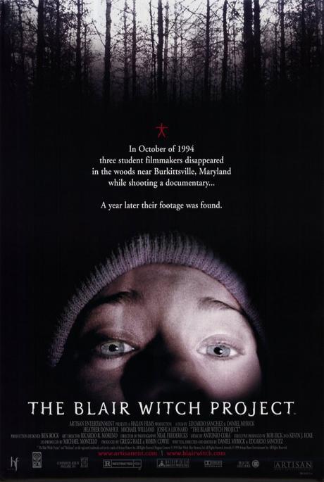 The Blair Witch Project (Daniel Myrick, Eduardo Sánchez, 1999)