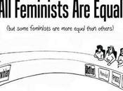 California: Marcia Femminista annulata perche` c'erano troppe donne bianche