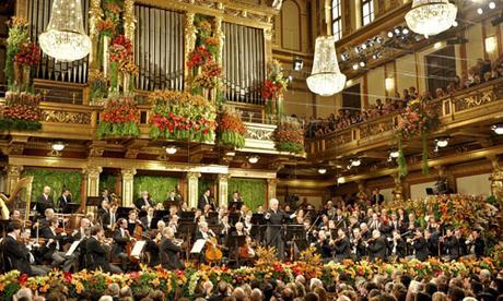 Concerti di Venezia e Vienna, il Capodanno 2019 in musica sulla Rai (anche in HD)