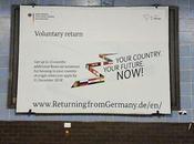 Dopo aver introdotto migrazione massa Europa, Germania paga immigrati andarsene casa