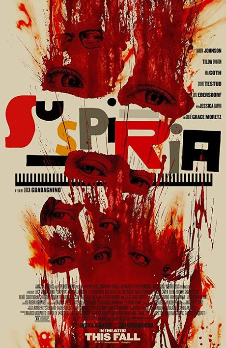 Suspiria (L. Guadagnino, 2018)