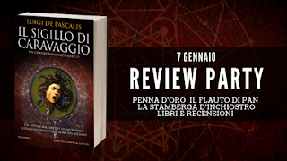 Review Party: Il sigillo di Caravaggio