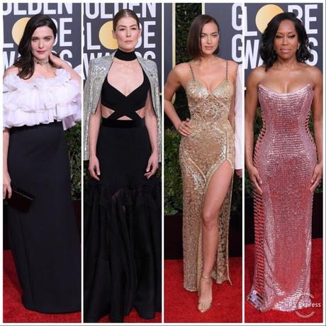 GOLDEN GLOBES 2019 - RED CARPET