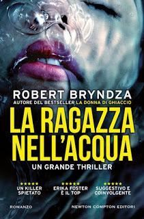 [Review Party] La ragazza nell'acqua di Robert Bryndza