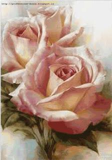 Schemi punto croce: 20 fiori in offerta collezione_2